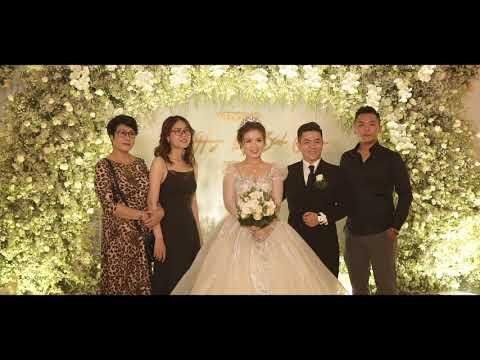 WEDDING ĐỨC HUY - BÍCH CHÂU | WHITE PALACE