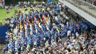 2016/7/23 明秀日立の応援