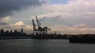 preview picture of video 'Rockaway Seastreak Ferry May 23, 2014 Part 3'