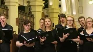 Corpus Christi College Cambridge choir - Shepherd's Pipe carol