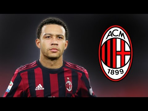 Memphis Depay - Welcome to AC Milan - Skills & Goals 2018 | HD