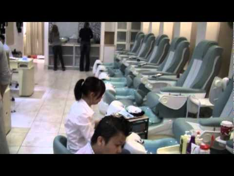 Tour of Pro Nails & Spa By Tina: Manicures, Pedicures with Massage, Full Spa Services