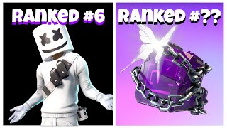 Ranking Every LIVE EVENT In Fortnite From Worst to Best! (All Fortnite Live Events)