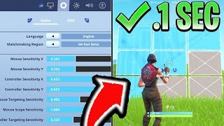 new best console settings fortnite 2019 - TH-Clip