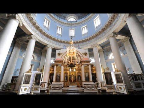 Прямая трансляция. Божественная Литургия. Митрополит Иларион    31.05.2020 видео