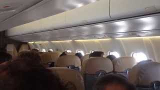 preview picture of video 'Cabin View of ATR72-500 Etihad Regional (First Interior Video on YouTube!)'