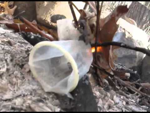 Wilderness Survival Uses For A Condom