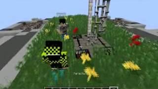 Minecraft Grand Theft Auto 5! Ограбление цыпочек GTA V