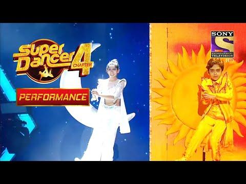 Vartika और Sanchit ने किया Beautiful गाने पर Perform | Super Dancer 4 | सुपर डांसर 4