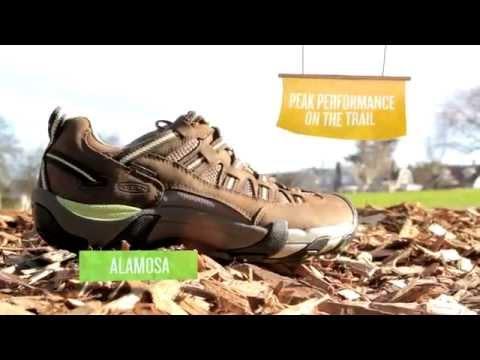 Pleil Gesunde Schuhe: KEEN Alamosa - Dein Allrounder für jeden Tag