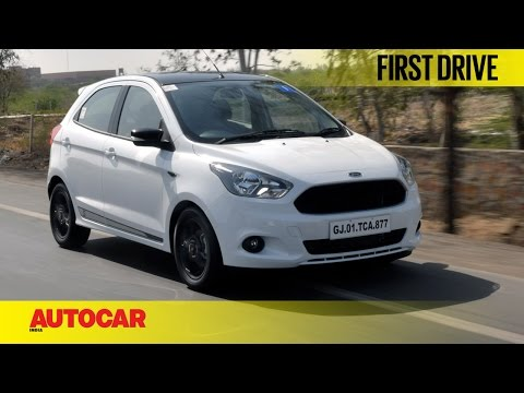 Ford Figo Sports Edition | First Drive | Autocar India