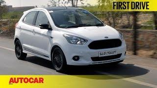 Ford Figo Sports Edition | First Drive | Autocar India