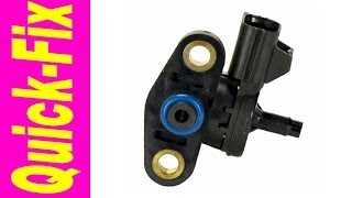 Fuel Rail Pressure Sensor Quick-Fix