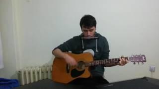 Uzun Ince Bir Yoldayım Mızıka Gitar