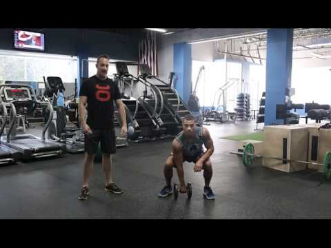 Nubreed 90 - Dumbbell Snatch