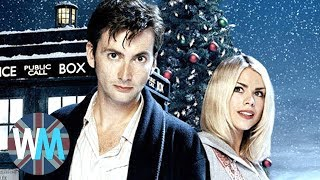 Top 10 Doctor Who Christmas Specials