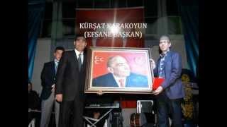 preview picture of video 'ülkücü yemini      serik ülkü ocakları efsane başkanı Kürşat Karakoyun'