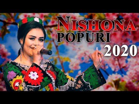 Нишонаи Рустам - Попури (Клипхои Точики 2020)