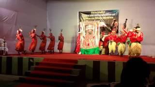 Basteriya Dance In Bailadila Champion Ship
