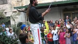 preview picture of video 'Teatro Atlante - Quartiere in Festa'