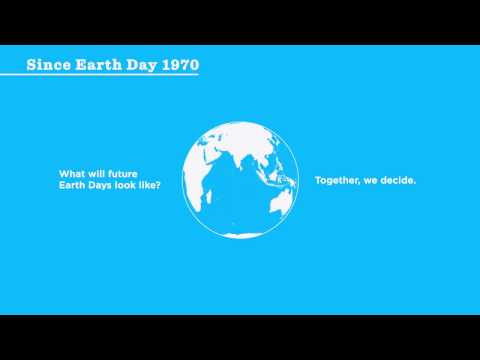 Earth Day 1970 - 2017: What's Changed?