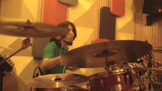 Berke - Daft Punk - Motherboard (Drum Cover)