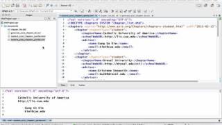 Tutorial: XSLT for Data Interchange