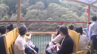 2015-04-23 Sagano Romantic Train, Kyoto