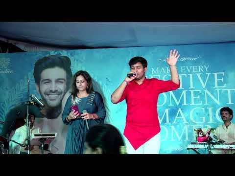 Dipan Mitra and Tania Mukherjee Live - Anandotsab 2019