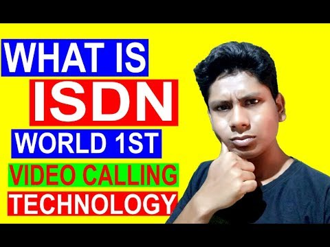 What is ISDN Network ???