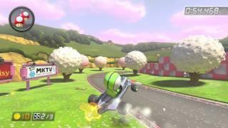 N64 Royal Raceway - 1:52.032 - Ð¥★Flαгзnα (Mario Kart 8 World Record)