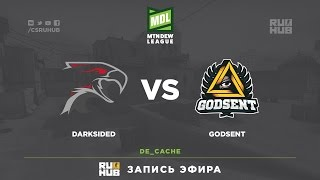 Godsent vs DarkSided - ESEA Premier Season 24 - LAN Finals - de_cache [Anishared]