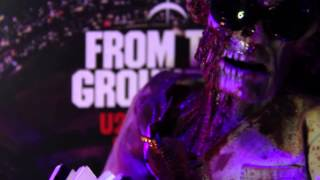 From The Ground Up... Zombie Marionette