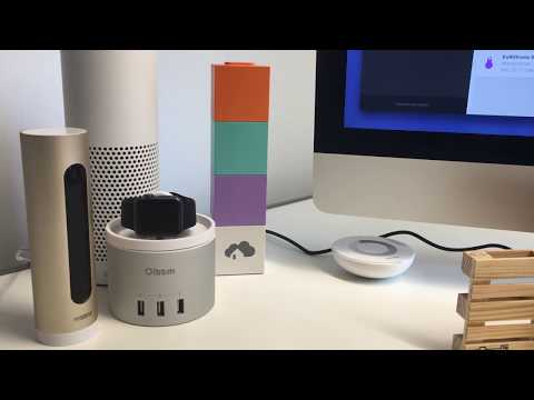 homee Netatmo-Integration