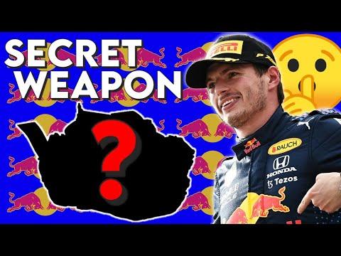 Max Verstappen has a Secret Weapon