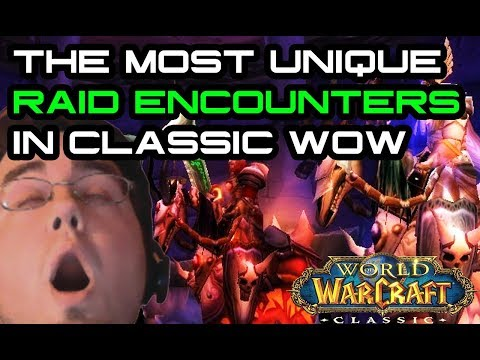 Download The Most Unique Raid Encounters in Classic WoW
