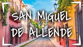 SAN MIGUEL DE ALLENDE ► QUE HACER en 2 DÍAS 🔴 MEJOR CIUDAD DEL MUNDO