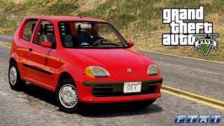 Fiat Seicento GTA V