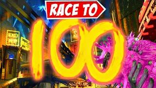 ROUND 100 SHADOWS SPEEDRUN RACE (NOAHJ456 vs MRTLEXIFY vs CHOPPER)