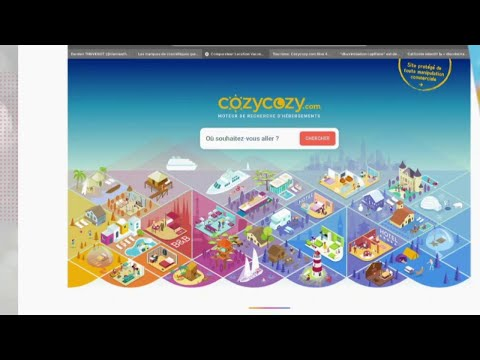 cozycozy.com  - We were on TV