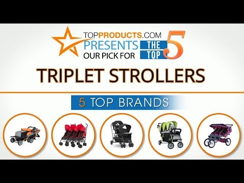 Best Triplet Stroller Reviews 2017 – How to Choose the Best Triplet Stroller