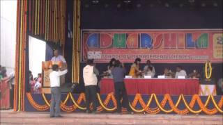 SMS Varanasi Celebrates It's 21st Foundation Day 'ADHARSHILA2015'