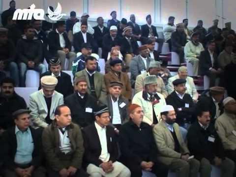 Kurzbericht über die Baumpflanzung durch die Ahmadiyya Muslim Jamaat Deutschland