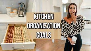 DREAM KITCHEN ORGANIZATION 2020!