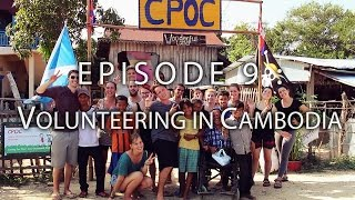 Ending It All In Cambodia | EP 9 |Travel South East Asia on $1000