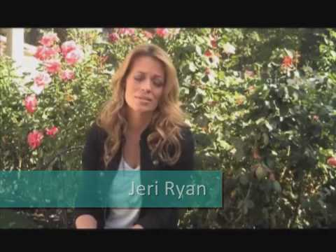 Jeri Ryan 100 Voices of Hope Ovarian Cancer Awareness