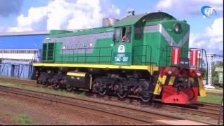 Железнодорожному подразделению «Акрона» исполнилось 50 лет