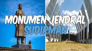 Monumen Jenderal Sudirman, Jejak Perjuangan Jenderal Besar di Pacitan
