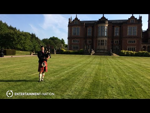 Caledonian Bagpipes - Bagpiper For Hire