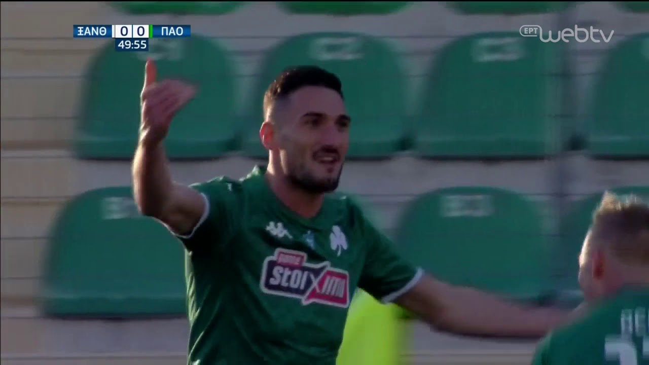 Super League : ΞΑΝΘΗ – ΠΑΝΑΘΗΝΑΪΚΟΣ | HIGHLIGHTS | 19/01/2020 | ΕΡΤ